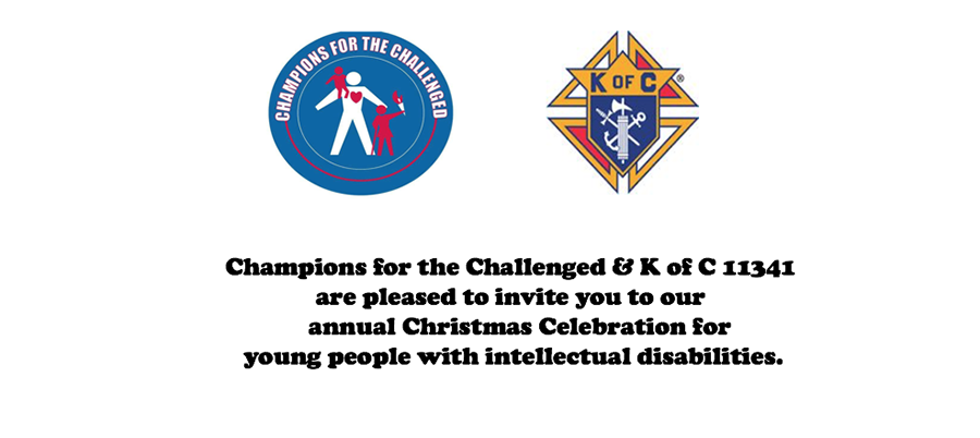 Champions for the Challenged & K of C 11341